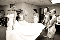 Lawrence KS Wedding Photographer